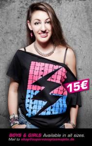 Anzeige-Shirt